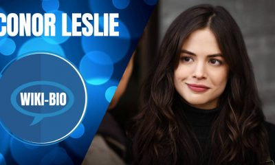 Conor Leslie Biography