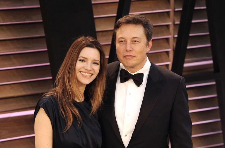 Elon Musk Wife -Justine Wilson
