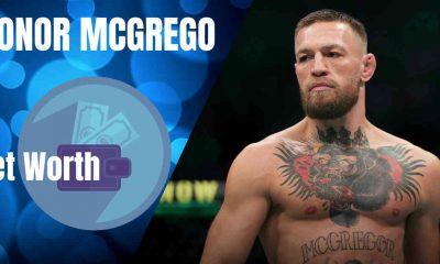 Conor Mcgrego Net Worth