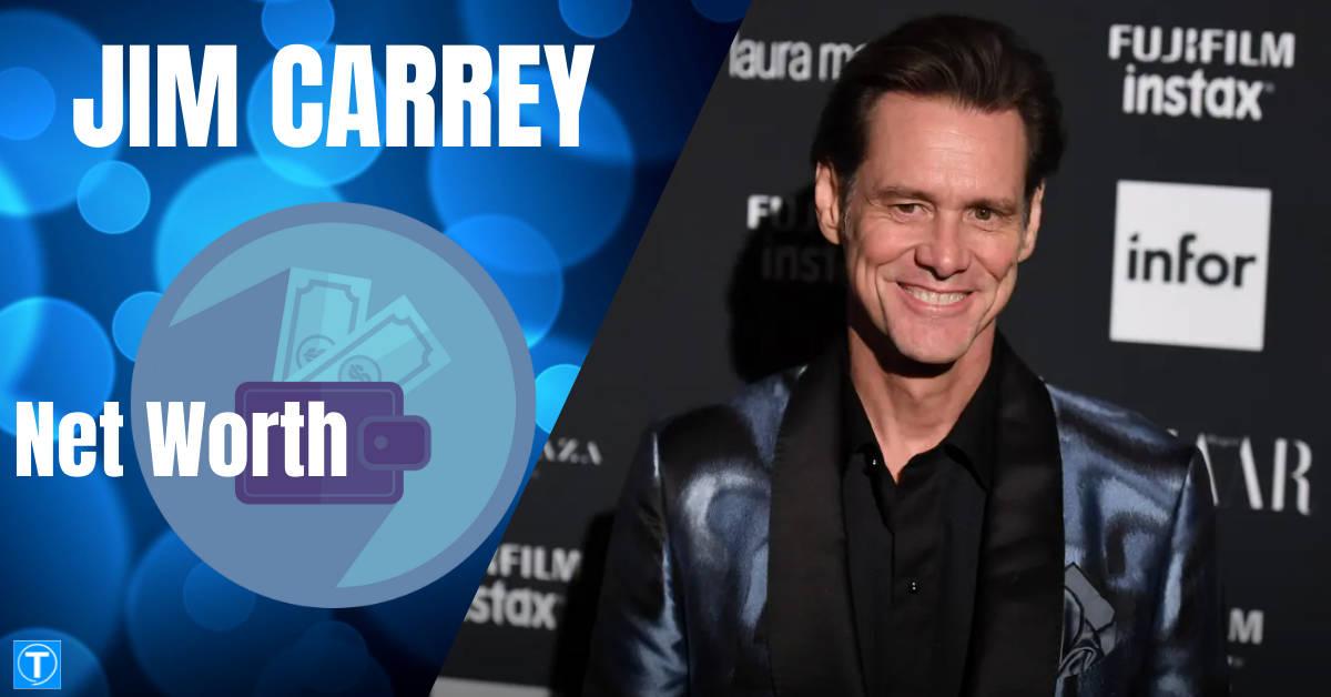 Jim Carrey Net Worth