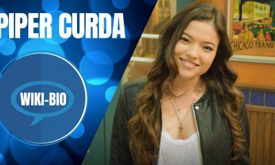 Piper Curda Biography